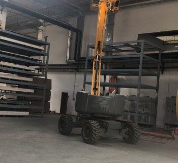 Proiect fabrica Oarja, Arges