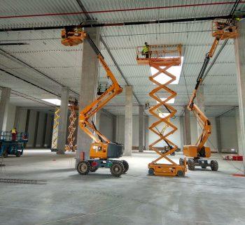 Hala industriala CTP Căteasca A1
