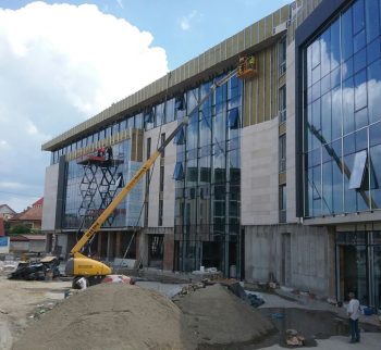 Sibiu. Clădire rezidențială de birouri